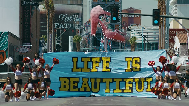 Life is Beautiful Festival Announces 2018 Lineup: Arcade Fire, Florence + The Machine, The Weeknd, Travis Scott Set to Headline