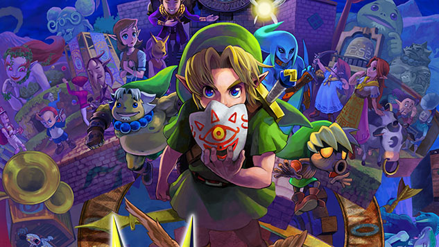 <i>Majora's Mask</i> and the Magic of Player Revisionism