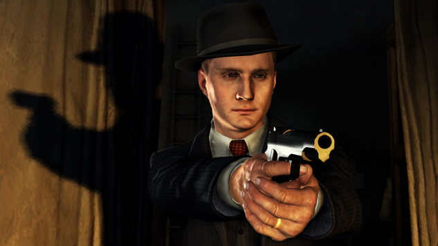 The 10 Most Stylish Noir Games