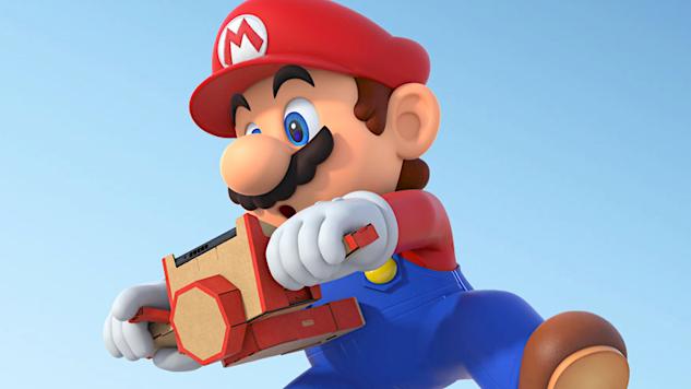 Nintendo Adds Labo Functionality for <i>Mario Kart 8 Deluxe</i>