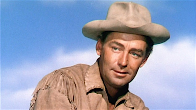 Before They Fade from View: The Tragic Real Life Story of <i>Shane</i> Star Alan Ladd