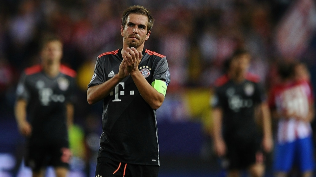 Philipp Lahm Is Retiring At The End Of The Season