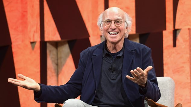 "Larry David Says He Was Prepared to Quit <i>Seinfeld</i> If NBC Had Refused to Air ""The Contest"""