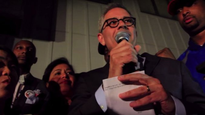 Larry Krasner, a Progressive, Just Won the D.A. Primary in Philly. Here's What His Victory Can Teach the Left