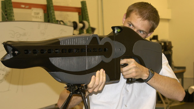 Suspension of Disbelief: 7 Real-Life Laser Guns