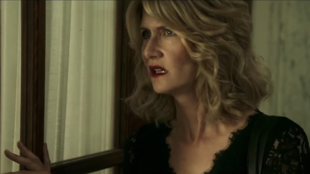 Laura Dern en 'The Tale'. Crédito: HBO