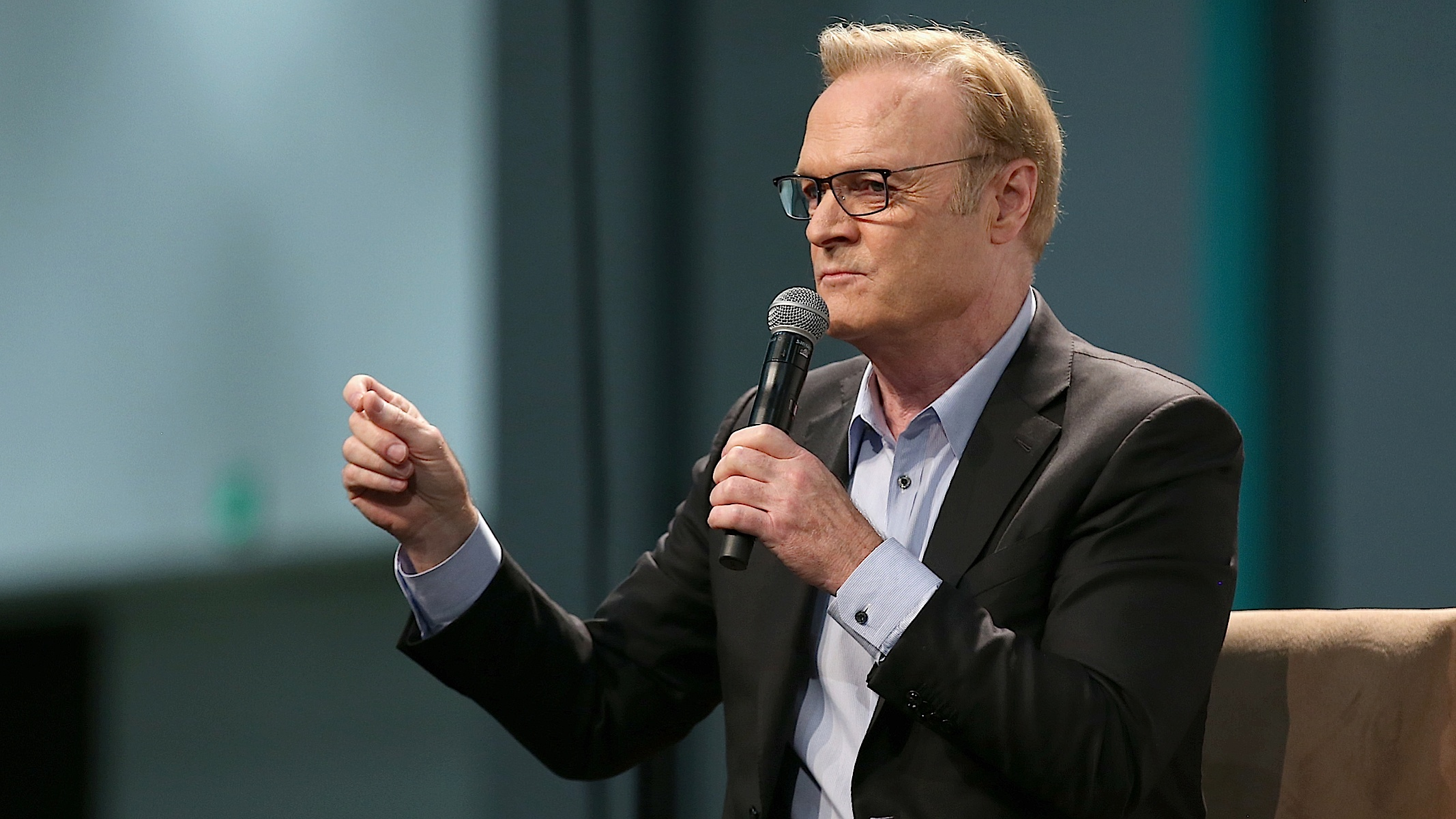 What the Hell Is Lawrence O'Donnell Doing?