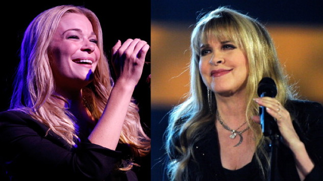 "Hear LeAnn Rimes Sing ""Borrowed"" with Stevie Nicks for <i>Re-Imagined</i> EP"