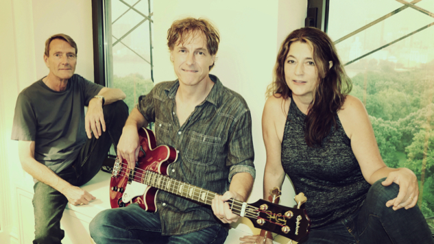 Hear the Title Track from Duo Naked Blue and Author Lee Child's Jack Reacher Collaboration Album