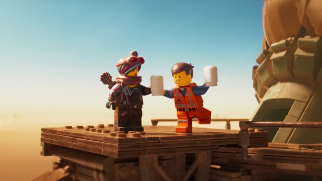 The Trailer for <i>The Lego Movie 2: The Second Part</i> Parodies All of Chris Pratt&#8217;s Most Famous Roles