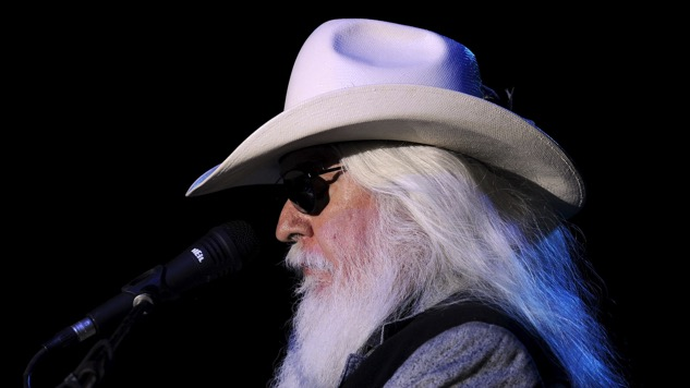 Leon Russell's Final Studio Album Due Out in September