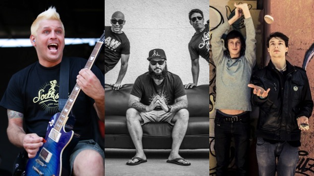 Streaming Live from <i>Paste</i> Today: Less Than Jake, Pepper, Moon Hooch