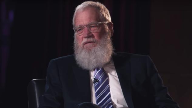 David Letterman and His Massive Beard Return to Netflix in May