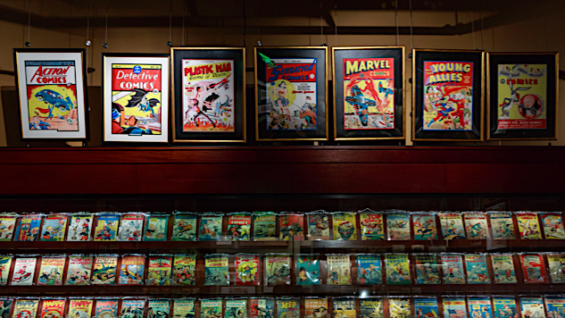 Library of Congress Receives Largest Donation of Comic Books in its History