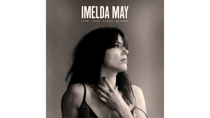 Imelda May: <i>Life Love Flesh Blood</i> Review