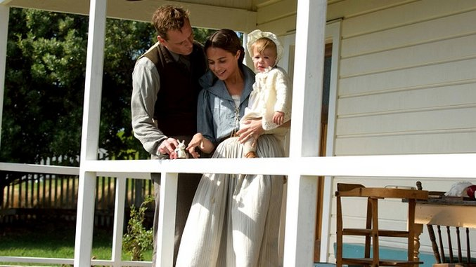 <i>The Light Between Oceans</i>