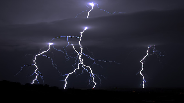 Where is Lightning Most Likely to Strike?