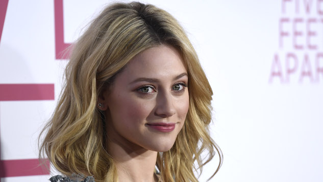 <i>Riverdale</i> Actress Lili Reinhart to Star in Amazon Studios Coming-Of-Age Romance <i>Chemical Hearts</i>