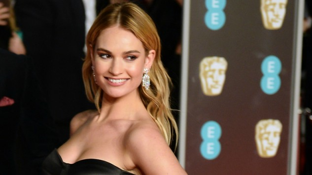 Netflix Acquires Lily James-Starring Historical Drama <i>The Guernsey Literary And Potato Peel Pie Society</i>