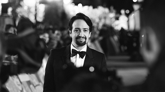 Lin-Manuel Miranda Is Writing a New Disney Animated Musical Set in Colombia