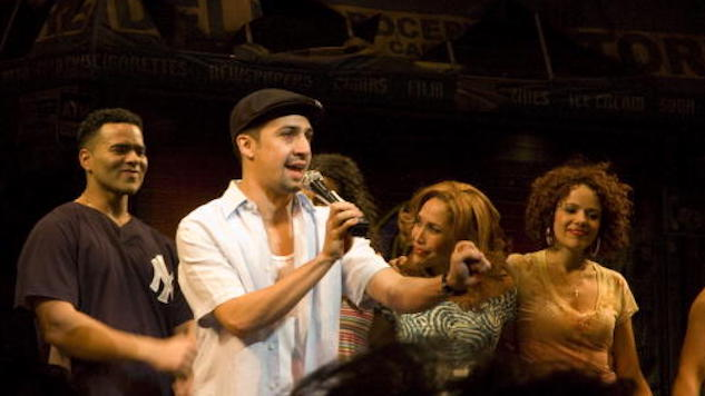 Lin-Manuel Miranda's <i>In The Heights</i> Movie Set for Summer 2020 Release