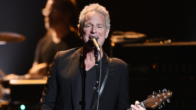 Update: Fleetwood Mac Has Fired Lindsey Buckingham, Names Replacements
