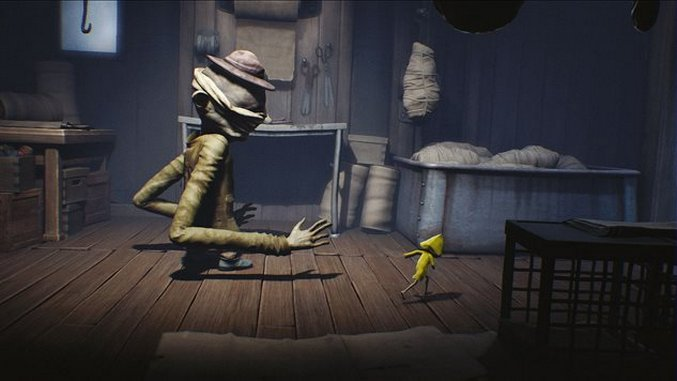 In <i>Little Nightmares</i>, The Prey Becomes The Predator