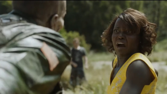 Watch the Bloody Red-Band Trailer for Forthcoming Zom-Com <i>Little Monsters</i>, Starring Lupita Nyong'o