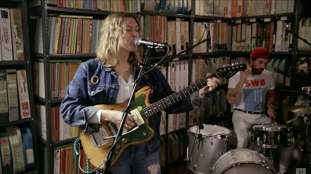 Watch Liz Cooper & the Stampede Jam Out in the <i>Paste</i> Studio