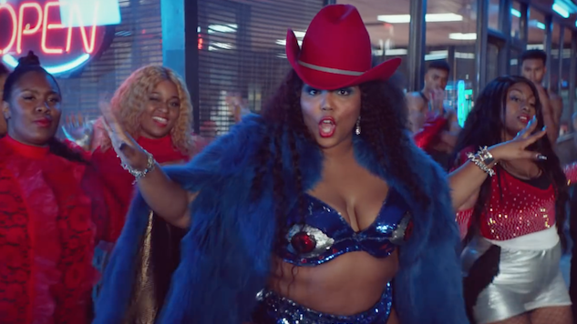 "Watch Lizzo Twerk and Strut Her Stuff with Missy Elliott in the ""Tempo"" Video"