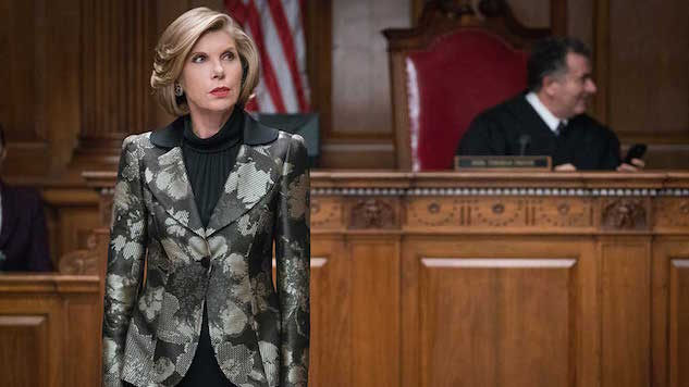 The Good Outfit: 20 Memorable Diane Lockhart Looks