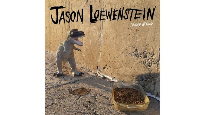 Jason Loewenstein: <i>Spooky Action</i> Review