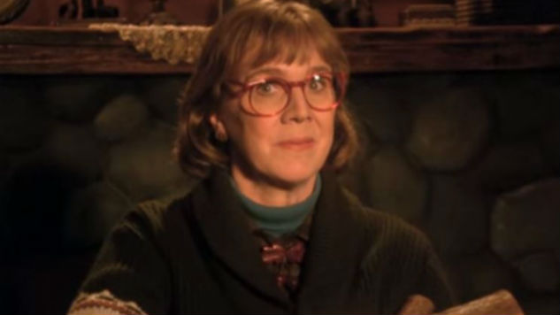 <i>Twin Peaks</i> Log Lady Documentary Underway