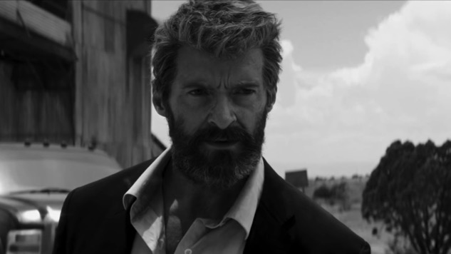 Black-and-White Version of <i>Logan</i> in the Works