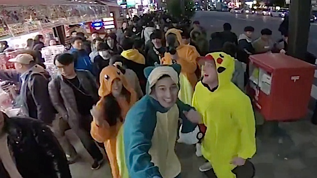 Here's Logan Paul's Other Video From Japan (Hint: Also Not Great)
