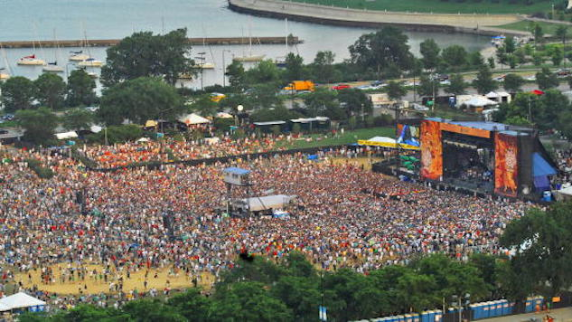 Lollapalooza 2020 Cancelled