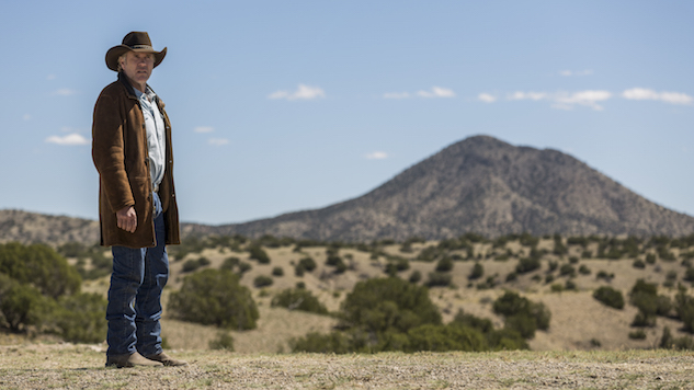 "How Netflix's <i>Longmire</i> Modernizes the Myth of ""The West"""
