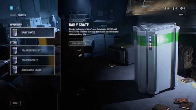 ESRB doesn't consider loot crates as gambling