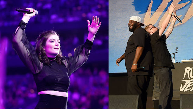 Lorde Enlists Run the Jewels, Mitski, Tove Stryke for North American Tour