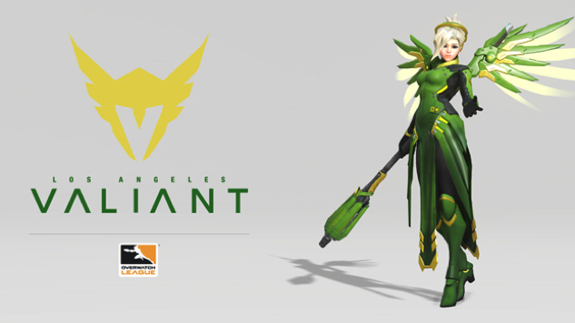 St. Jude Forms First Esports Partnership with Immortals, <i>Overwatch</i> League's Los Angeles Valiant