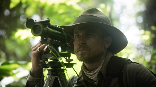 Giveaway: Win Adventure Gear, Poster Signed by the Cast of <i>The Lost City of Z</i>!