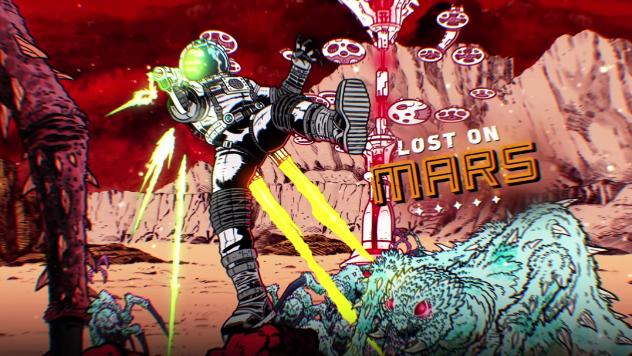 <i>Far Cry 5</i>&#8217;s <i>Lost on Mars</i> DLC Drops Next Week