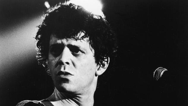 Listen to Lou Reed Perform Velvet Underground and Solo Hits on This Day in 1973