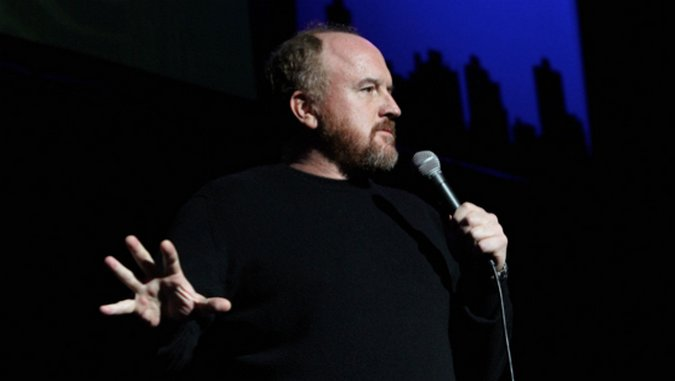 Pay What You Want for Louis C.K.'s New Live Album