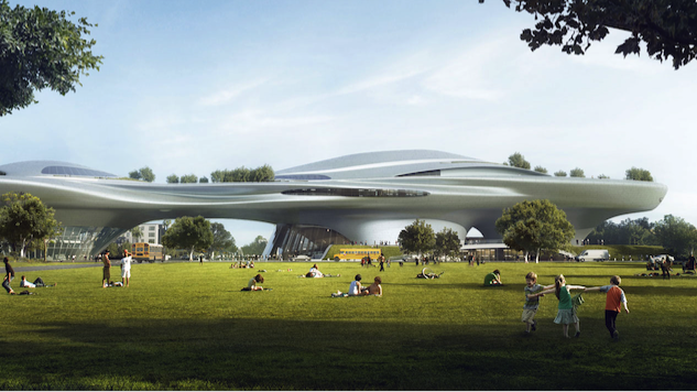 George Lucas Museum of Narrative Art to be Built in L.A.
