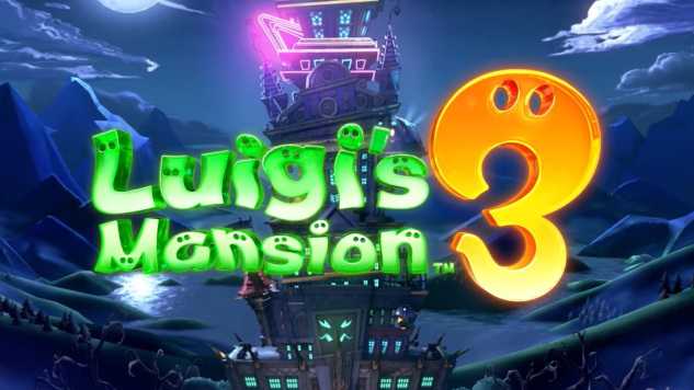 Watch the Spooky New Trailer for <i>Luigi's Mansion 3</i>