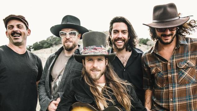 Lukas Nelson & Promise of the Real Release Title Track from Forthcoming Album <I>Turn off the News (Build a Garden)</I>