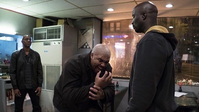 More than a Great Superhero Show: <i>Luke Cage</i> Is About Black Identity, or Black Identities