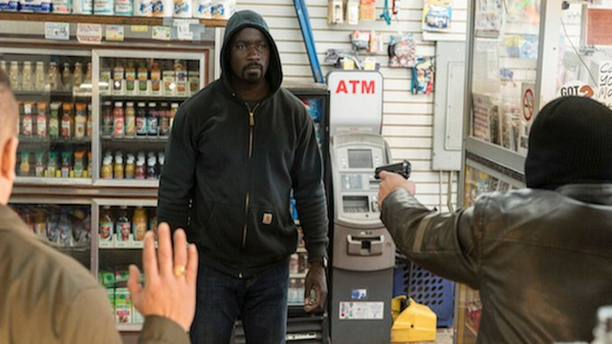 How <i>Luke Cage</i> and <i>13th</i> Rethink Black Heroes&#8212;and Reclaim the Black Image