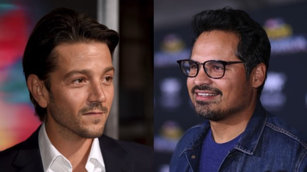 <i>Narcos</i> Season Four Adds Diego Luna, Michael Peña